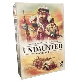 ALLIANCE GAMES DISTRIBUTORS UNDAUNTED NORTH AFRICA