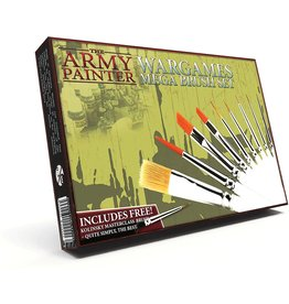 THE ARMY PAINTER ARMY PAINTER MEGA BRUSH SET