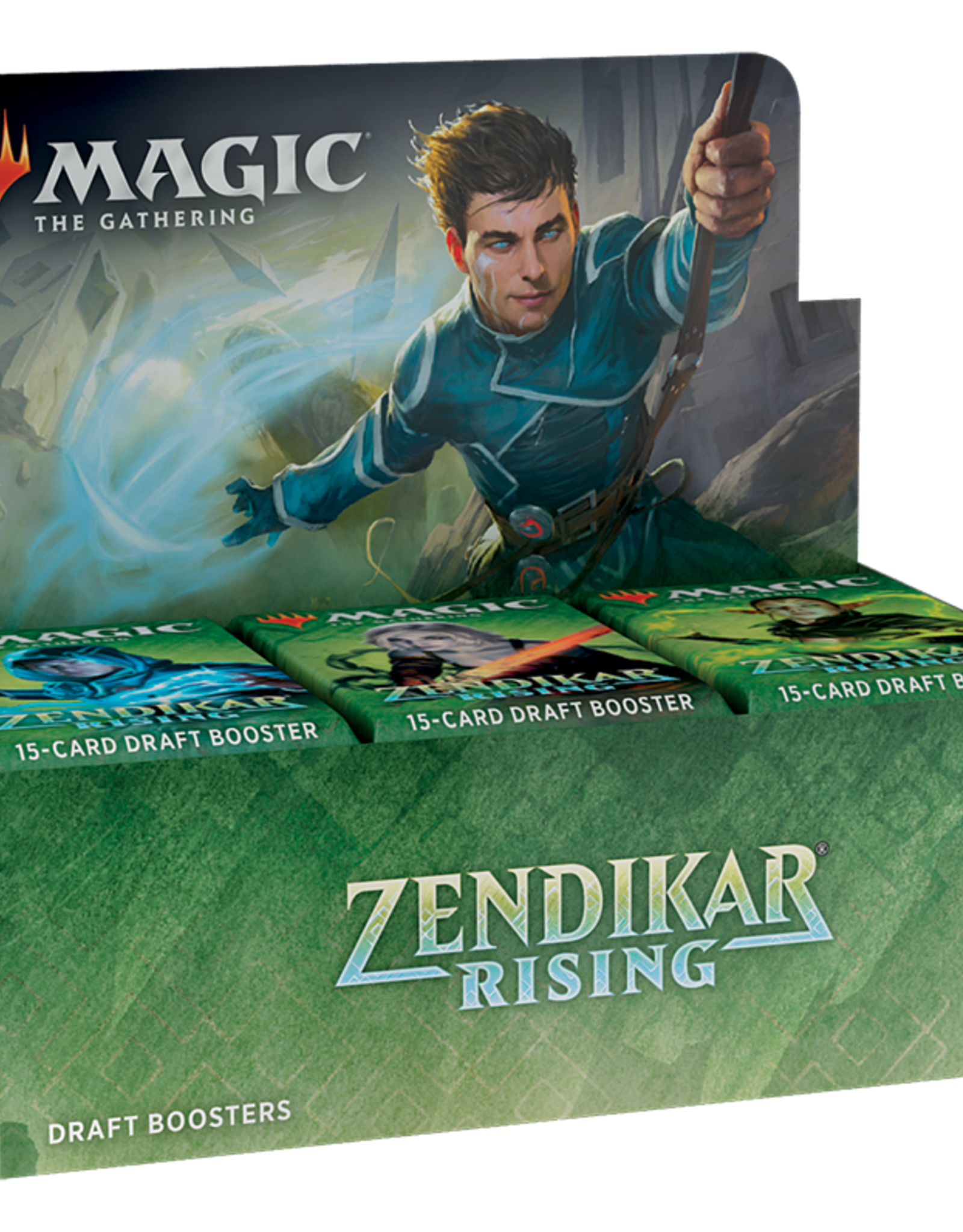 WIZARDS OF THE COAST ZENDIKAR RISING MTG BOOSTER BOX PRE-ORDER