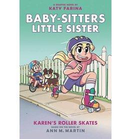 GRAPHIX BABY SITTERS LITTLE SISTER GN VOL 02 KARENS ROLLER SKATES