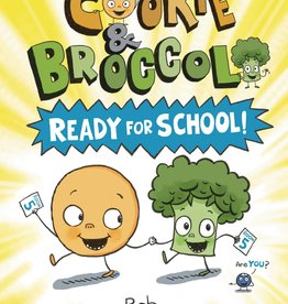 DIAL BOOKS COOKIE AND BROCCOLI YR GN VOL 01 READY FOR SCHOOL