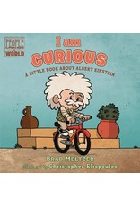 DIAL BOOKS I AM CURIOUS ALBERT EINSTEIN BOARD BOOK