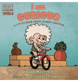 DIAL BOOKS I AM CURIOUS ALBERT EINSTEIN BOARD BOOK