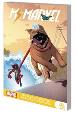 MARVEL COMICS MS MARVEL MEETS MARVEL UNIVERSE GN TP