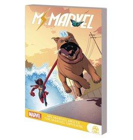 MARVEL COMICS MS MARVEL MEETS MARVEL UNIVERSE GN TP