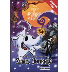 TOKYOPOP DISNEY MANGA NIGHTMARE CHRISTMAS ZEROS JOURNEY TP VOL 04