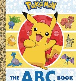 GOLDEN BOOKS POKEMON ABC LITTLE GOLDEN BOOK