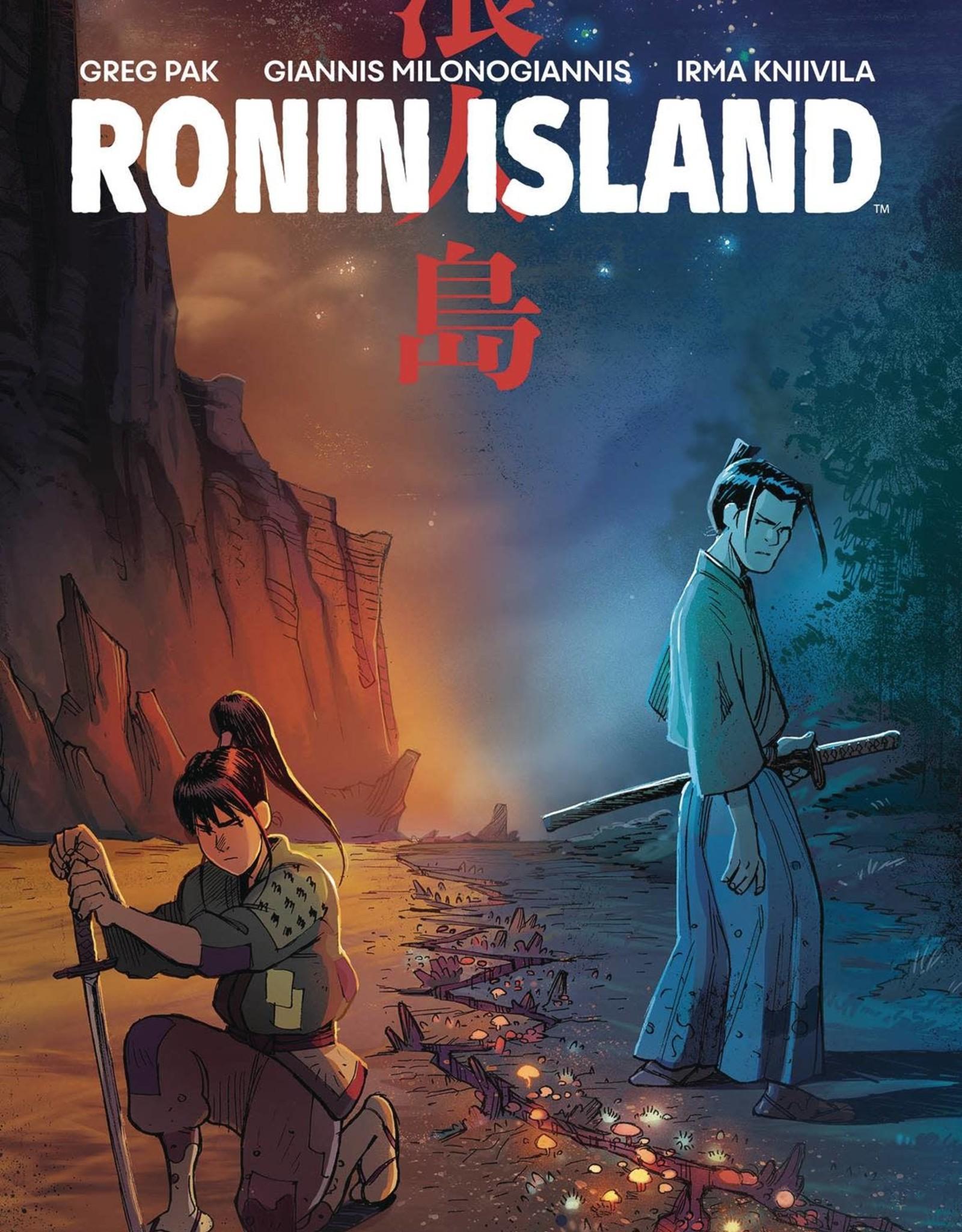 BOOM! STUDIOS RONIN ISLAND TP VOL 02