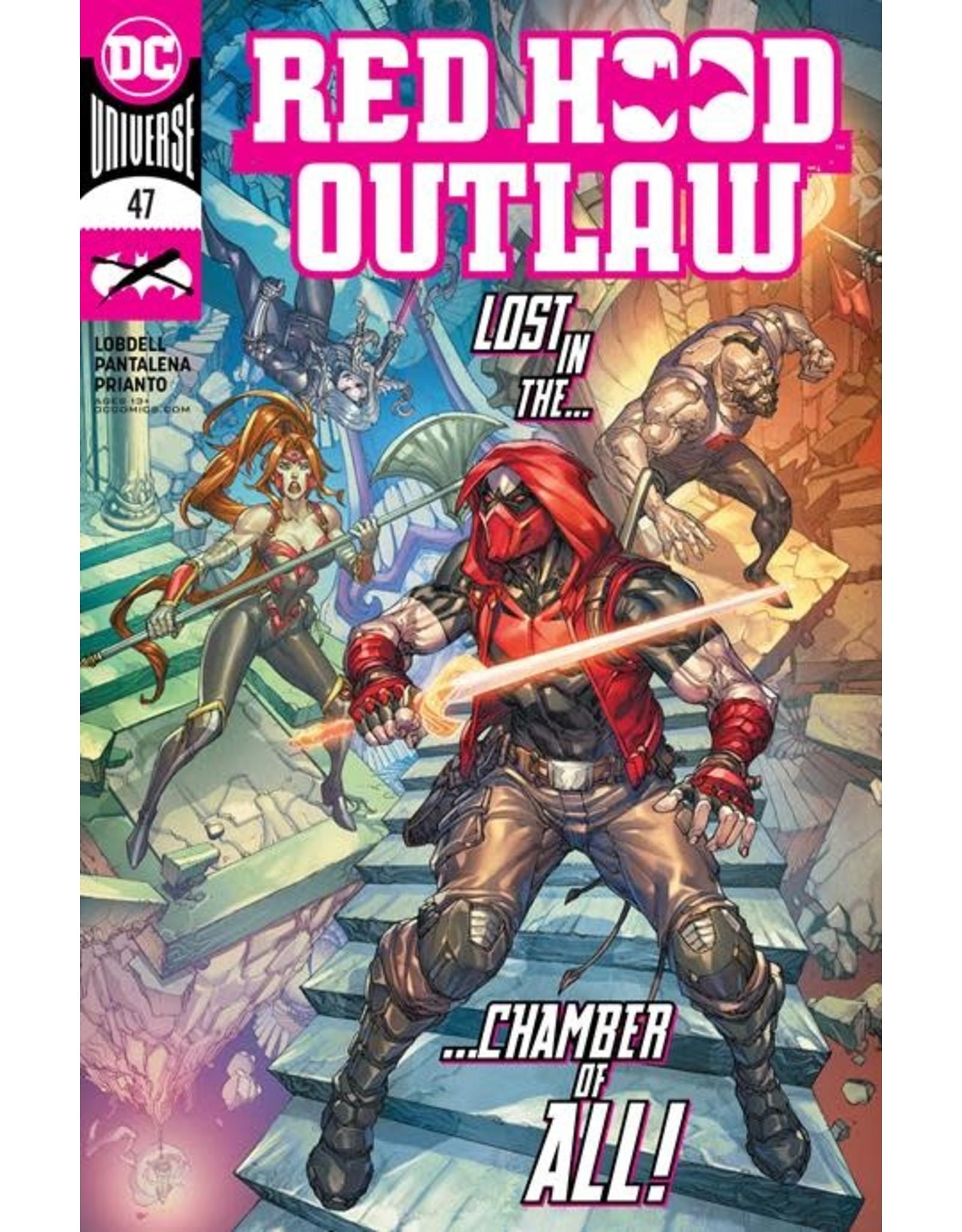 DC COMICS RED HOOD OUTLAW #47