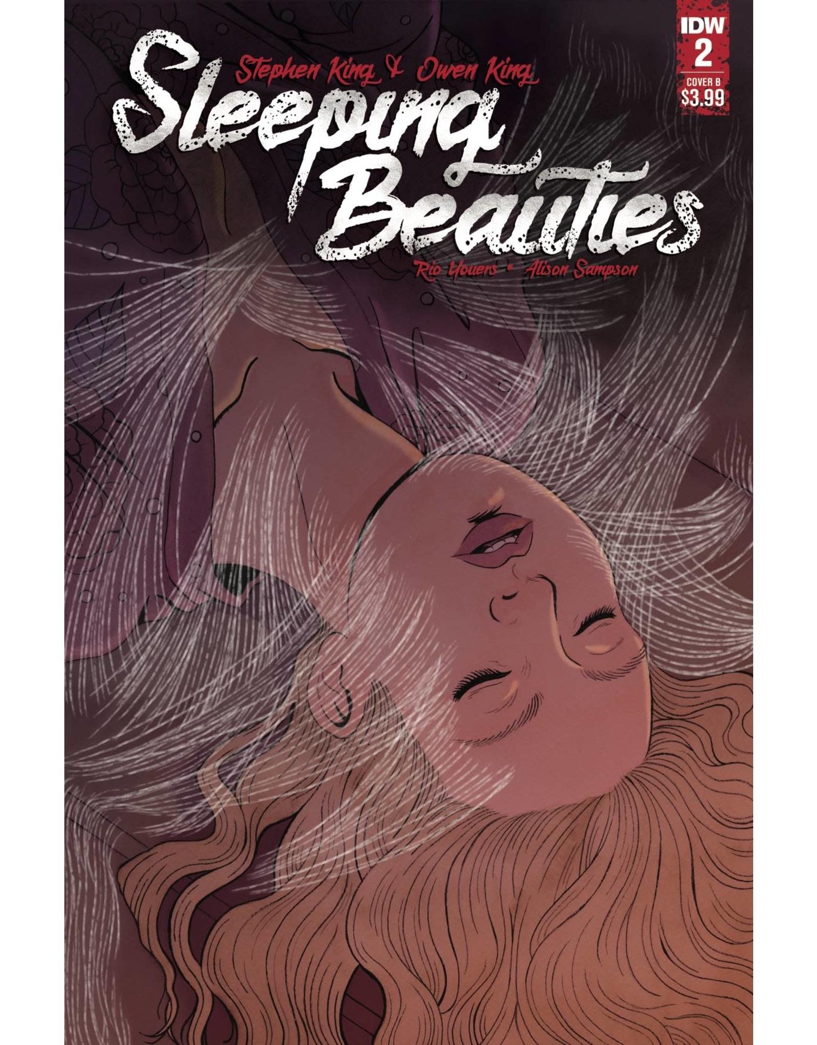 IDW PUBLISHING SLEEPING BEAUTIES #2 (OF 10) CVR B WOODALL