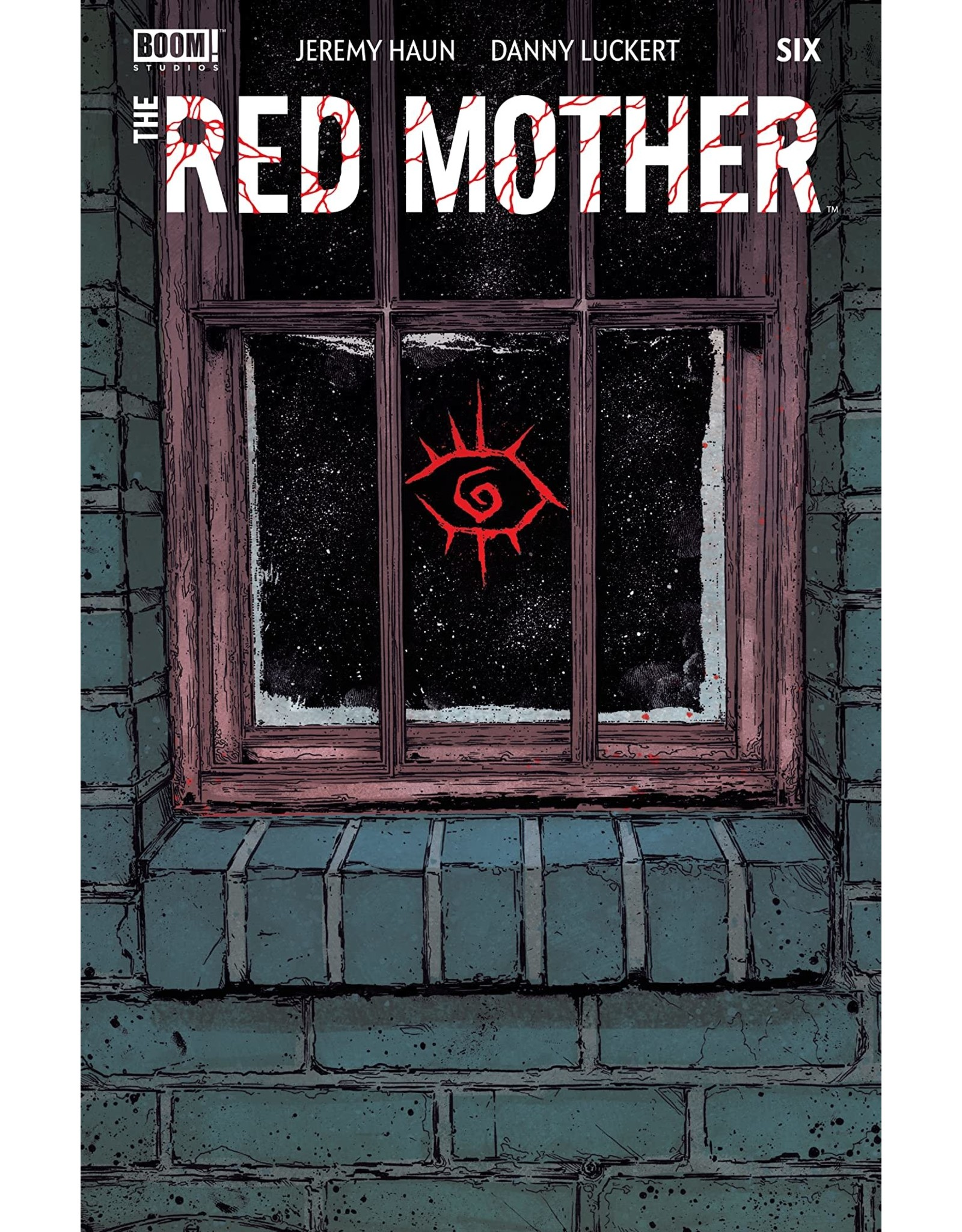 BOOM! STUDIOS RED MOTHER #6