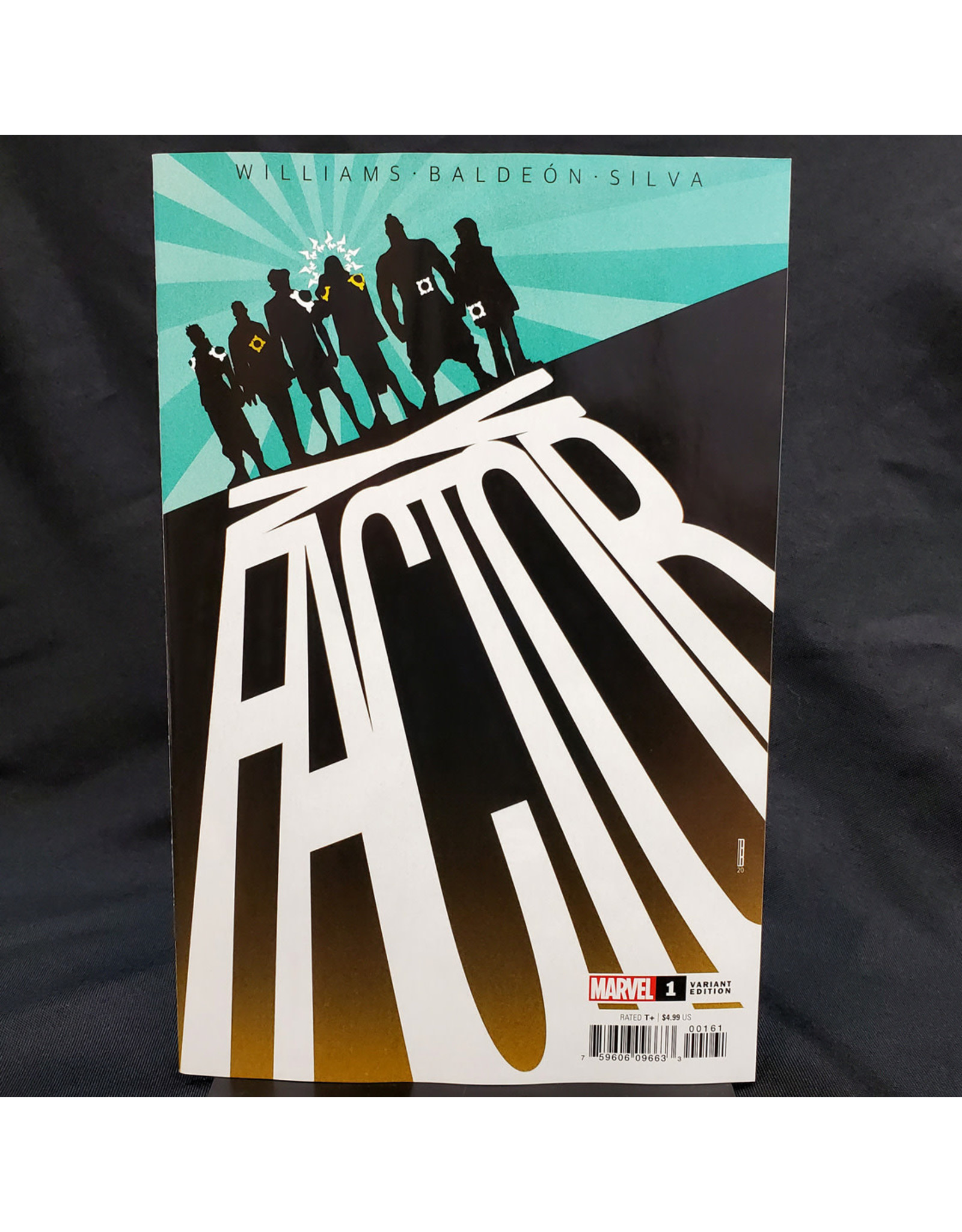 MARVEL COMICS X-FACTOR #1 BALDEON VAR