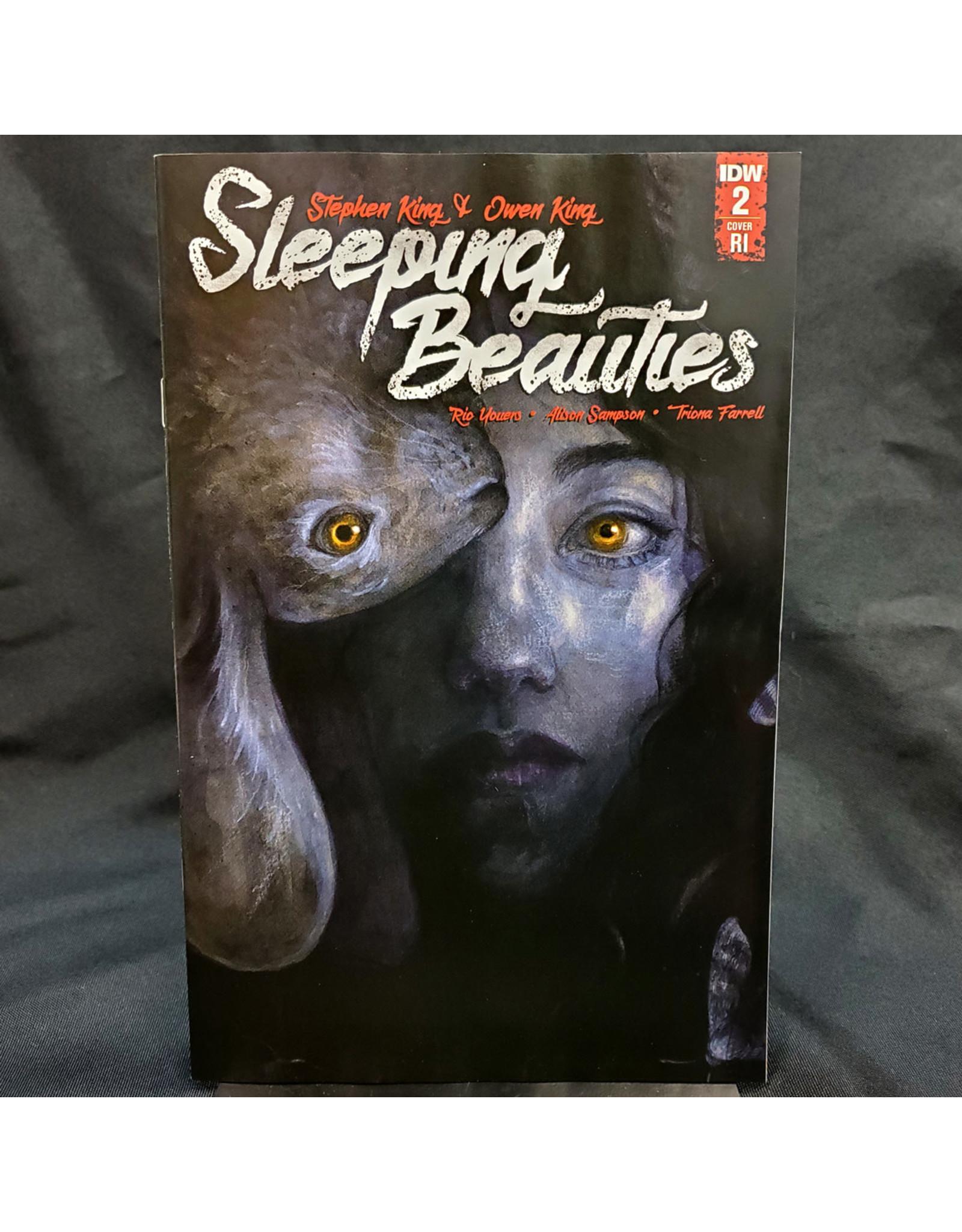 IDW PUBLISHING SLEEPING BEAUTIES #2 (OF 10) 10 COPY INCENTIVE HEIDERSDORF