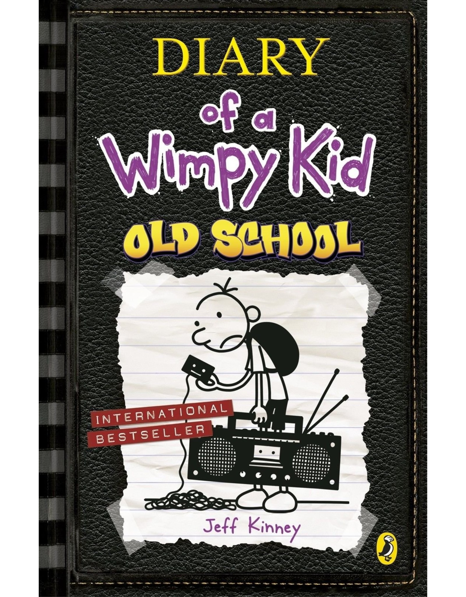 AMULET BOOKS DIARY OF A WIMPY KID HC VOL 10 OLD SCHOOL