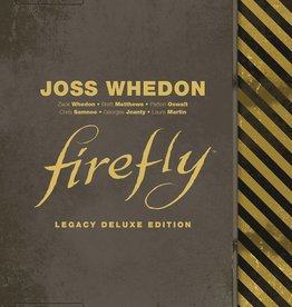 BOOM! STUDIOS FIREFLY LEGACY DELUXE EDITION HC
