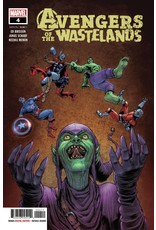 MARVEL COMICS AVENGERS OF THE WASTELANDS #4 (OF 5)