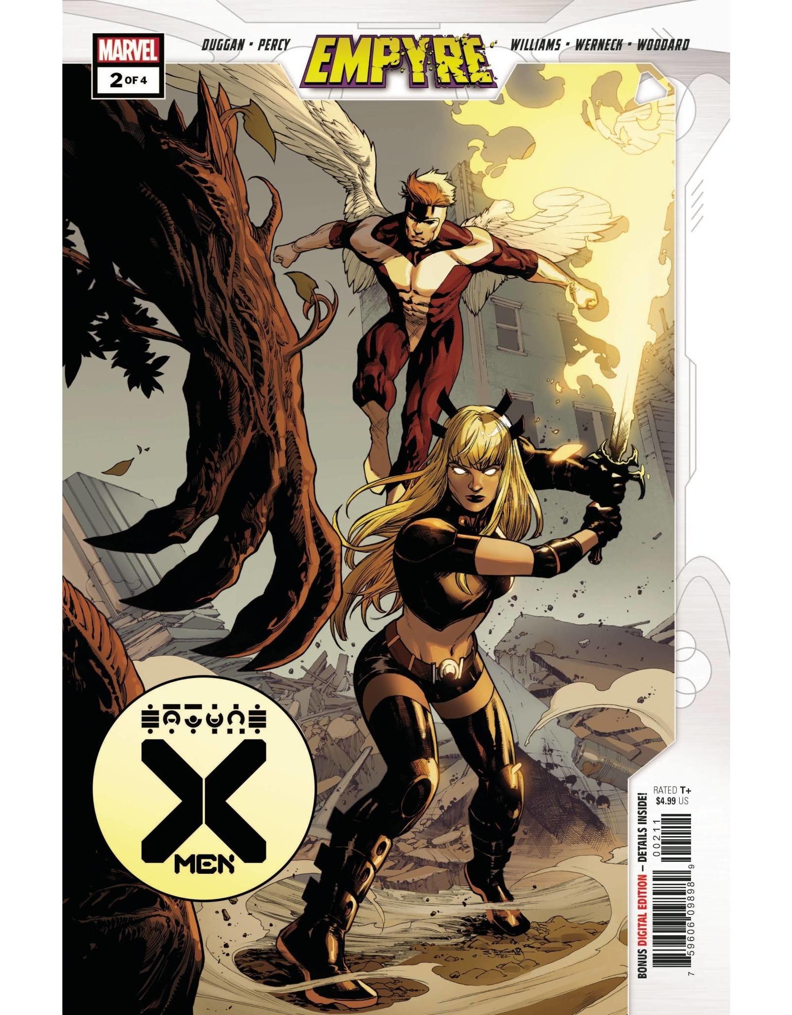 MARVEL COMICS EMPYRE X-MEN #2 (OF 4)