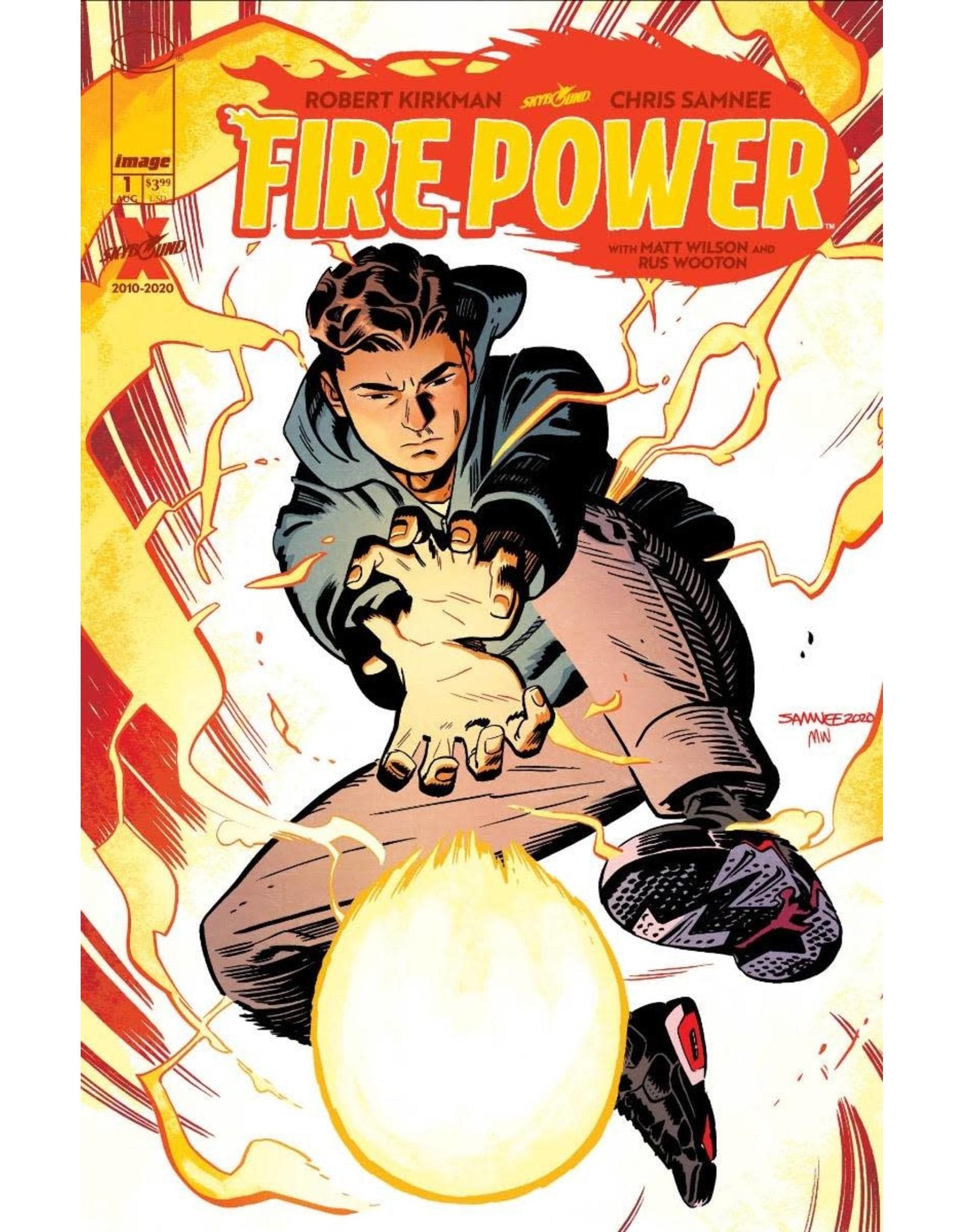 IMAGE COMICS FIRE POWER BY KIRKMAN & SAMNEE #1