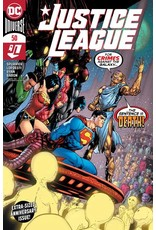 DC COMICS JUSTICE LEAGUE #50