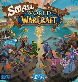 DAYS OF WONDER SMALL WORLD OF WARCRAFT PRE-ORDER