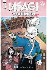 IDW PUBLISHING USAGI YOJIMBO #11 CVR A SAKAI