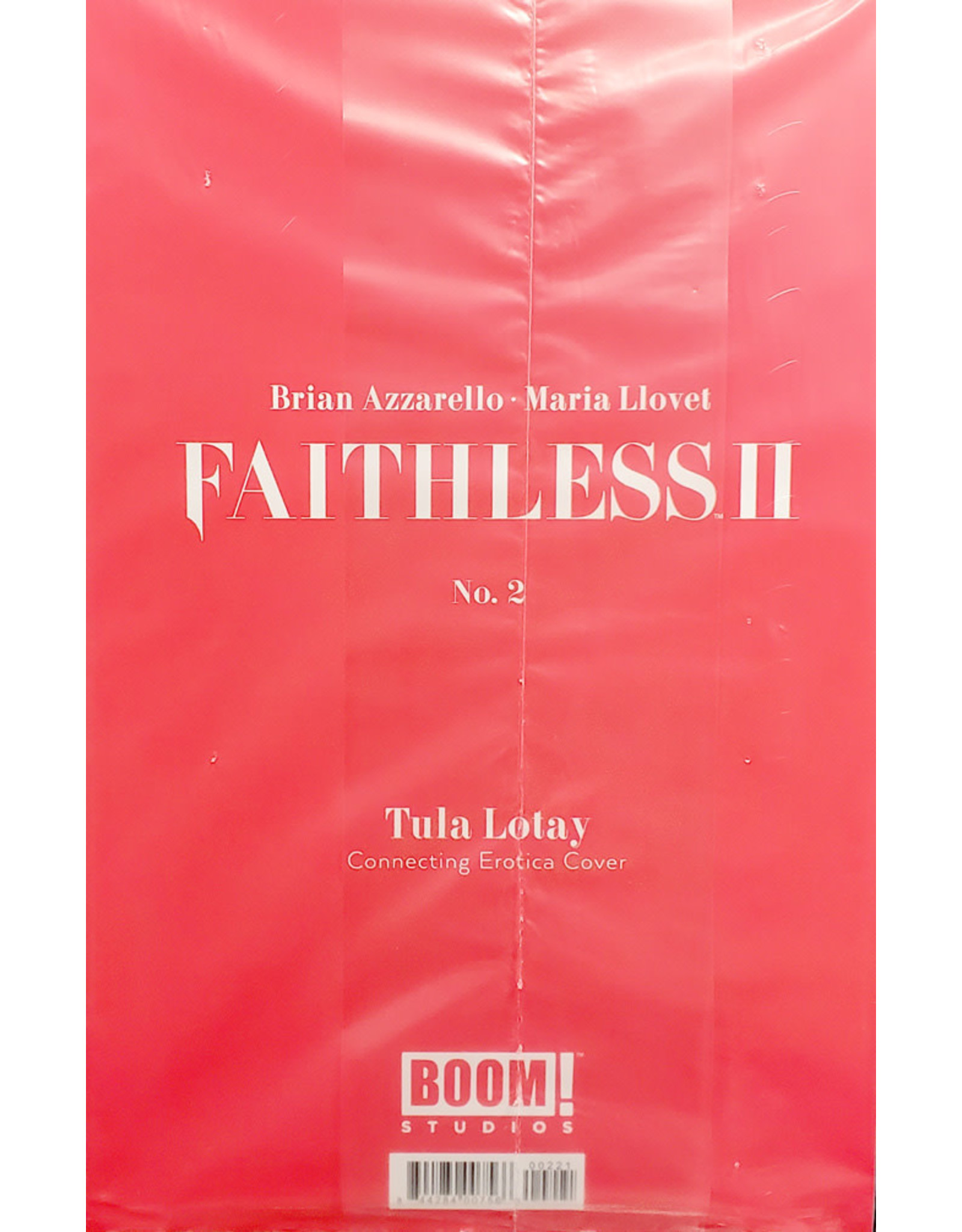 BOOM! STUDIOS FAITHLESS II #2 CVR B EROTICA CONNECTING VAR