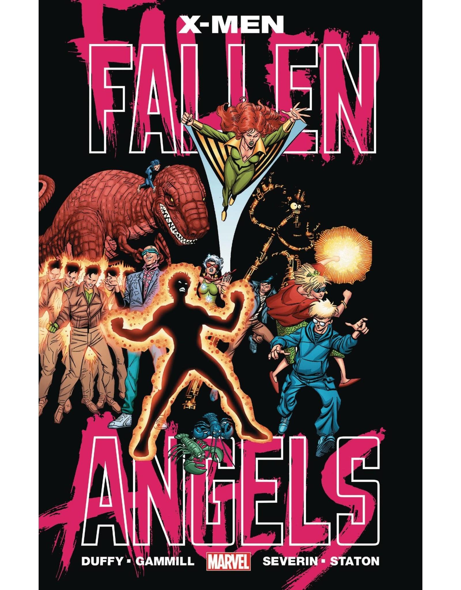 MARVEL COMICS X-MEN TP FALLEN ANGELS