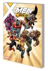 MARVEL COMICS X-MEN GOLD TP VOL 01 BACK TO BASICS