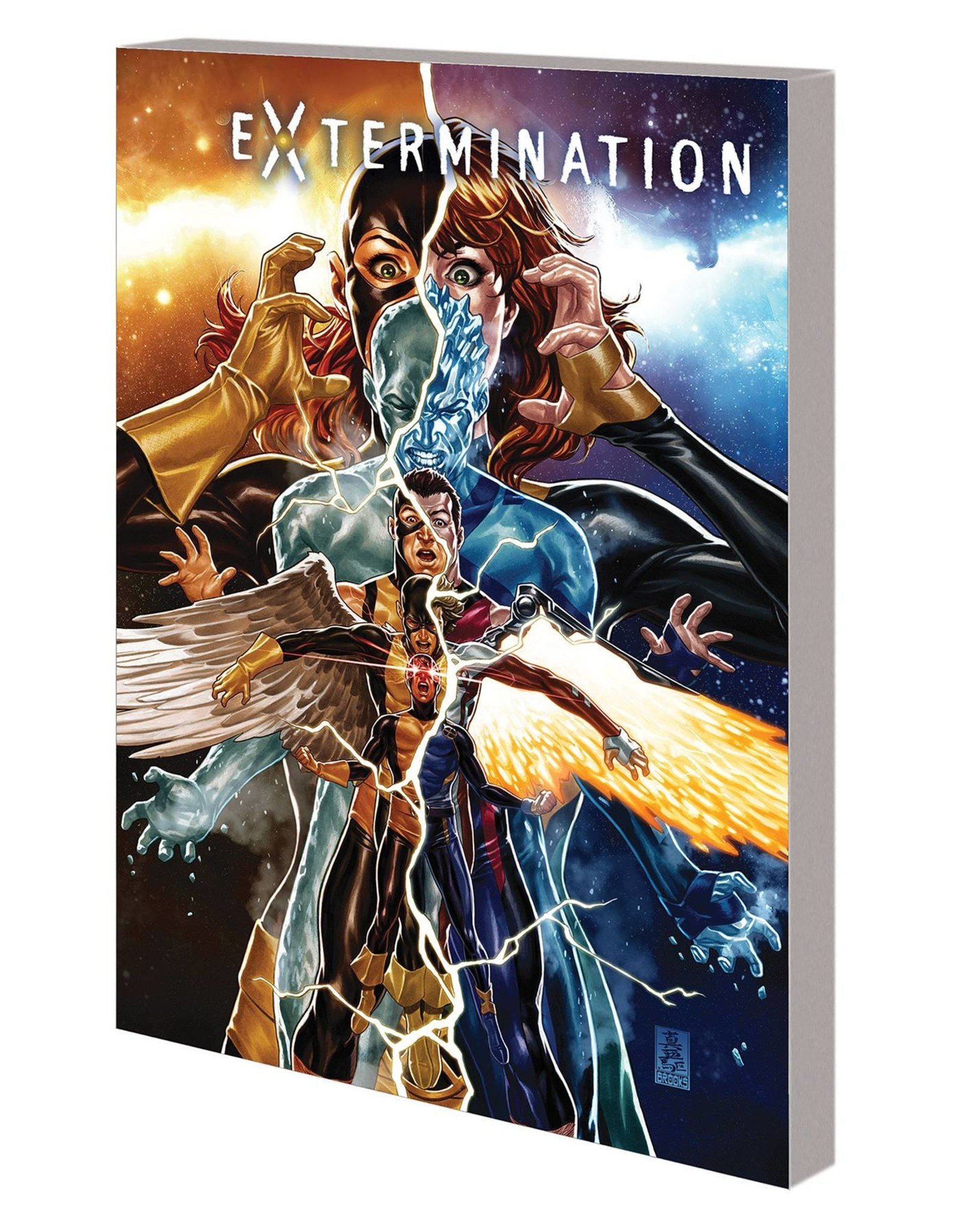 MARVEL COMICS EXTERMINATION TP