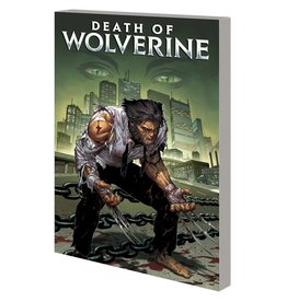 MARVEL COMICS DEATH OF WOLVERINE COMPLETE COLLECTION TP