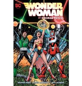 DC COMICS WONDER WOMAN BY GEORGE PEREZ TP VOL 03