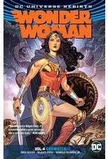 DC COMICS WONDER WOMAN TP VOL 04 GODWATCH (REBIRTH)