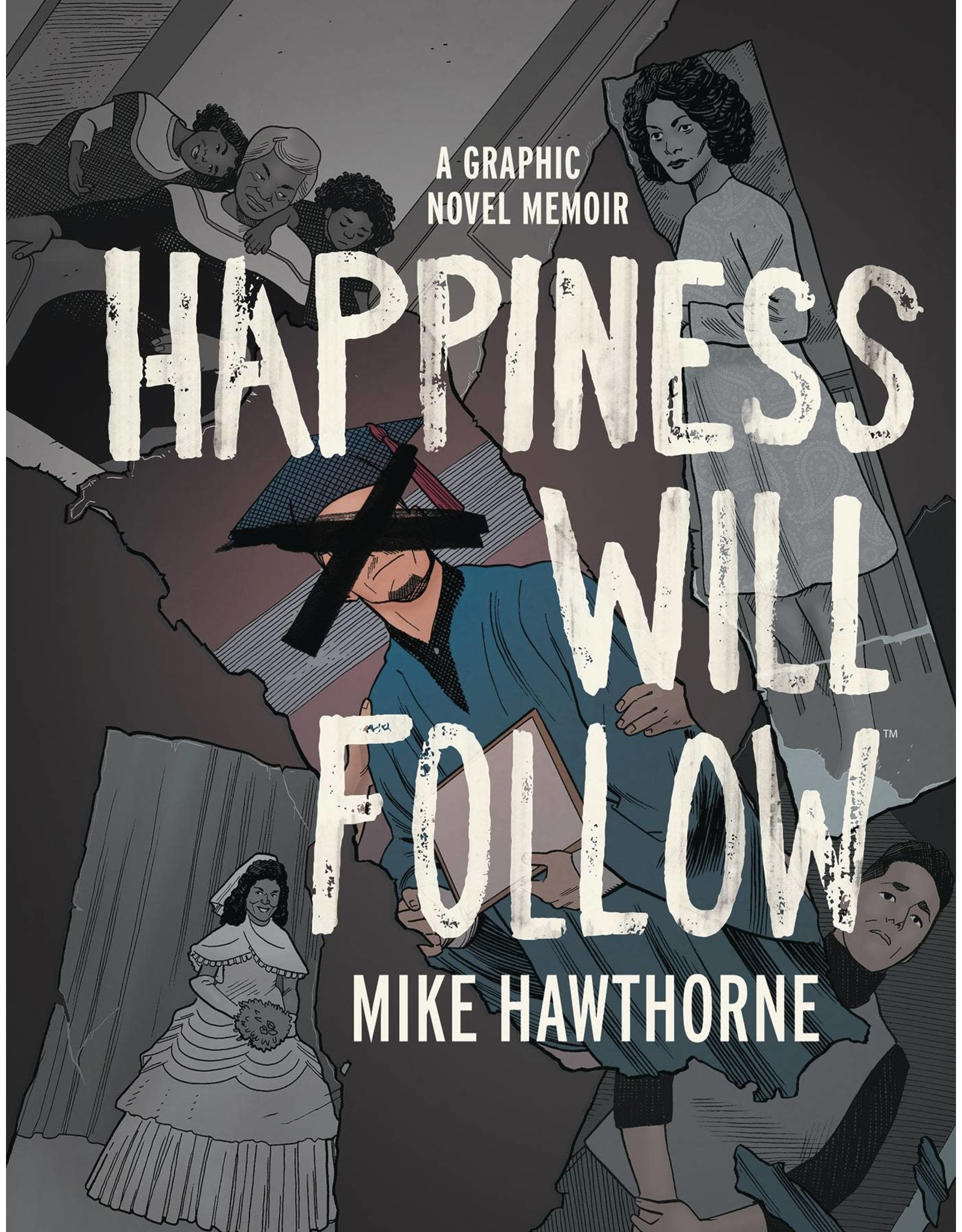 BOOM! STUDIOS HAPPINESS WILL FOLLOW ORIGINAL GN HC