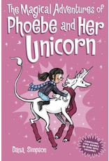 AMP! COMICS FOR KIDS MAGICAL ADV PHOEBE & HER UNICORN HC GN