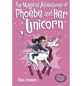 AMP! COMICS FOR KIDS MAGICAL ADV PHOEBE & HER UNICORN HC GN