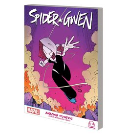 MARVEL COMICS SPIDER-GWEN GN TP AMAZING POWERS