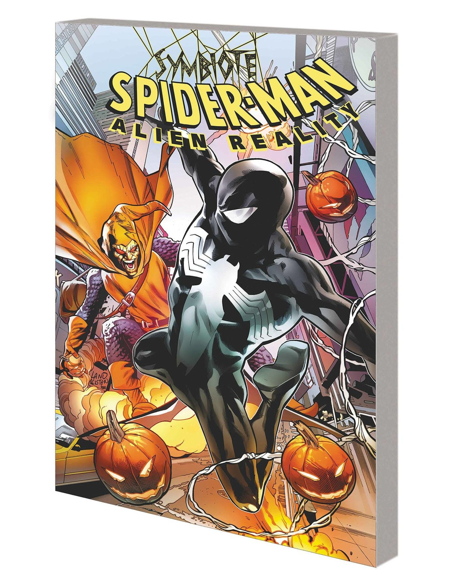 MARVEL COMICS SYMBIOTE SPIDER-MAN TP ALIEN REALITY