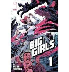 IMAGE COMICS BIG GIRLS #1