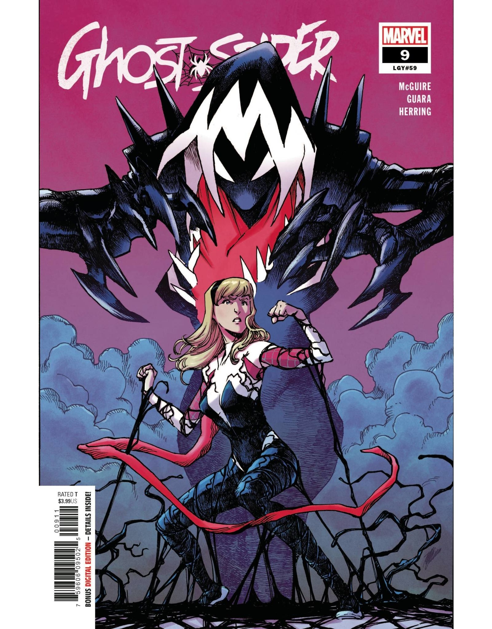 MARVEL COMICS GHOST-SPIDER #9