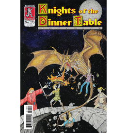 KENZER & COMPANY KNIGHTS OF THE DINNER TABLE #273