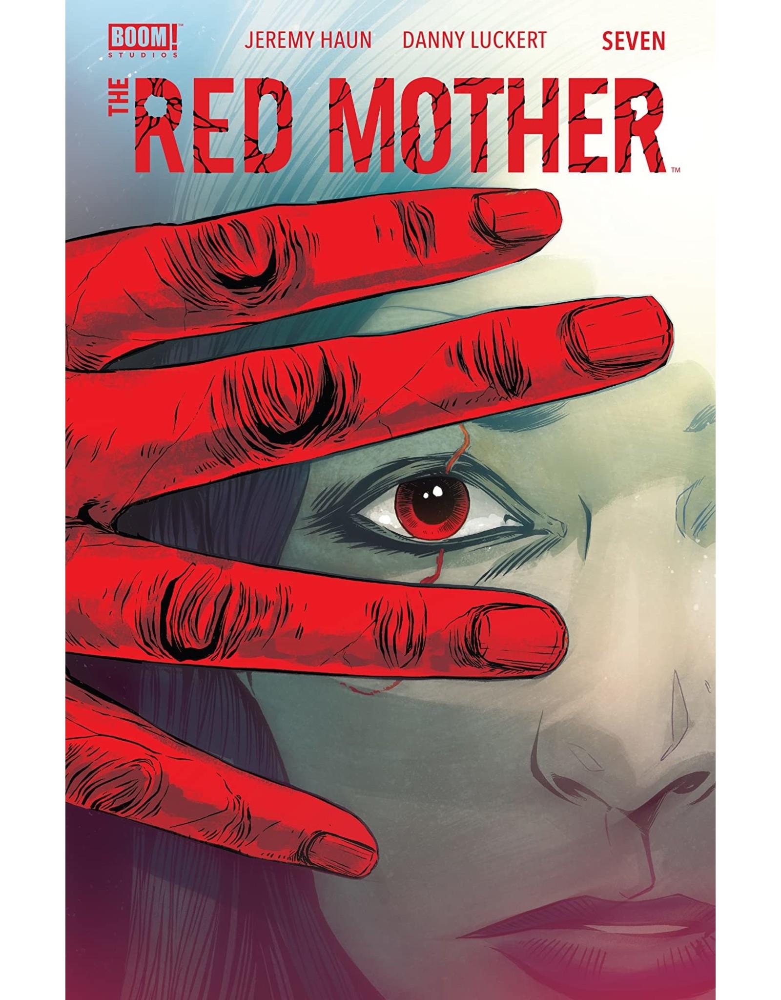 BOOM! STUDIOS RED MOTHER #7