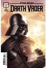 MARVEL COMICS STAR WARS DARTH VADER #4