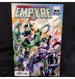 MARVEL COMICS EMPYRE #5 (OF 6) SECRET VARIANT