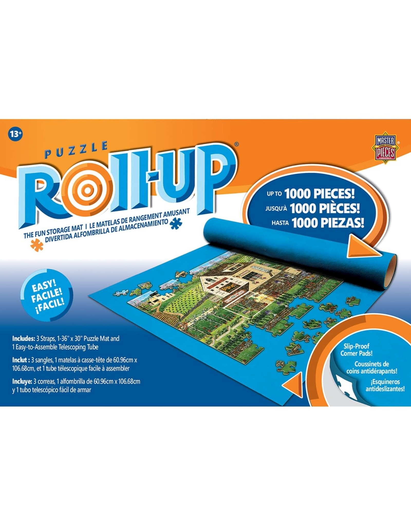 PUZZLE ROLL-UP 1000 PIECE