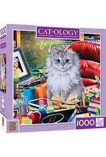CATOLOGY EINSTEIN 1000 PIECE PUZZLE