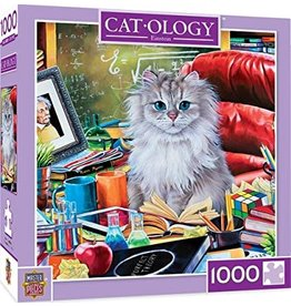 CATOLOGY EINSTEIN 1000 PIECE PUZZLE