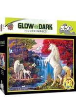 DREAM WORLD GLOW IN THE DARK 500 PIECE PUZZLE