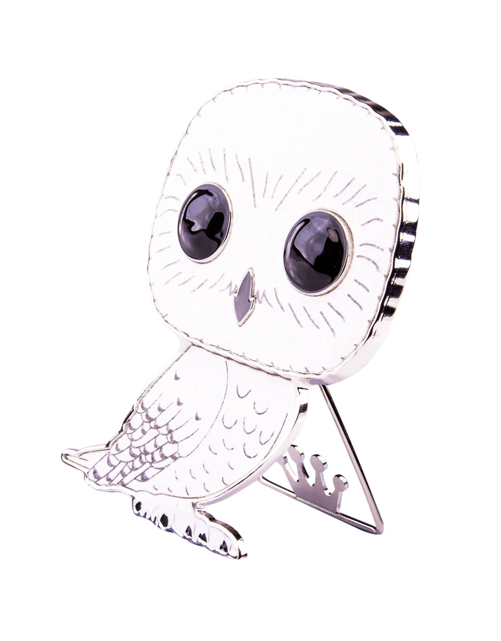 FUNKO FUNKO HARRY POTTER SUEDE HEDWIG CHASE ENAMEL PIN