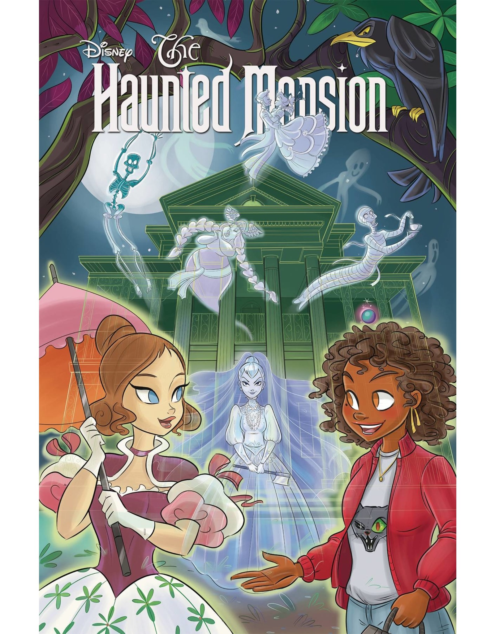 IDW PUBLISHING HAUNTED MANSION OGN TP