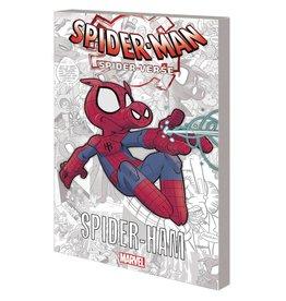MARVEL COMICS SPIDER-MAN SPIDER-VERSE GN TP SPIDER-HAM
